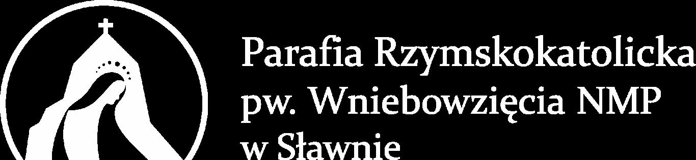 Logo parafii w Sławnie